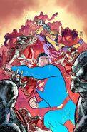 Action Comics Vol 1 994 Textless Variant