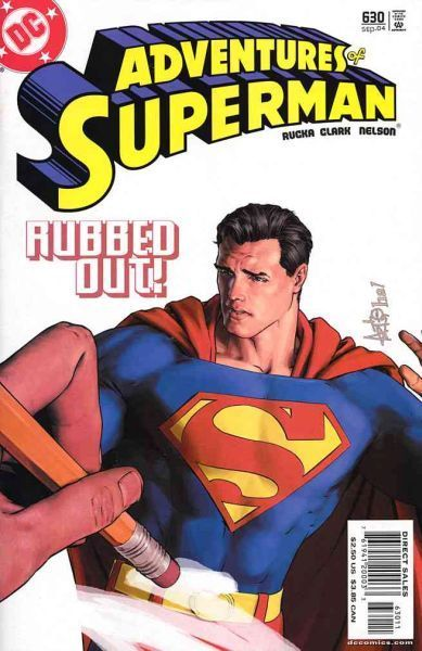 Adventures of Superman Vol 1 630