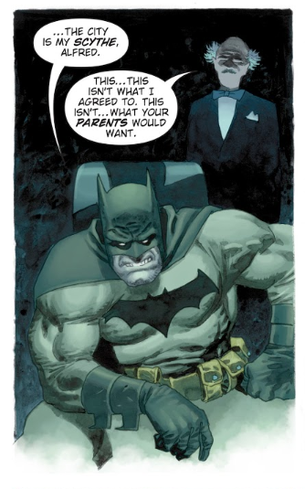 Alfred Pennyworth (Dark Multiverse: The Grim Knight)