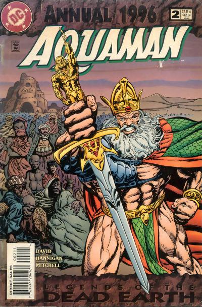 Aquaman Annual Vol 5 2