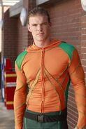 Aquaman Smallville 001