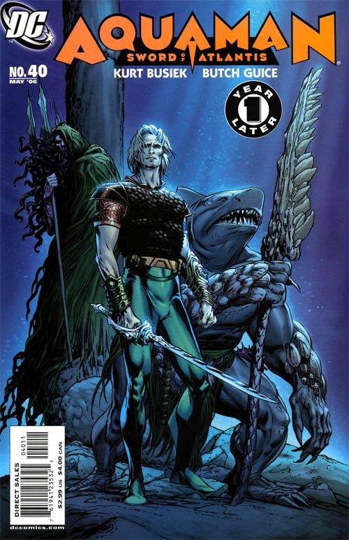 Aquaman: Sword of Atlantis Vol 1