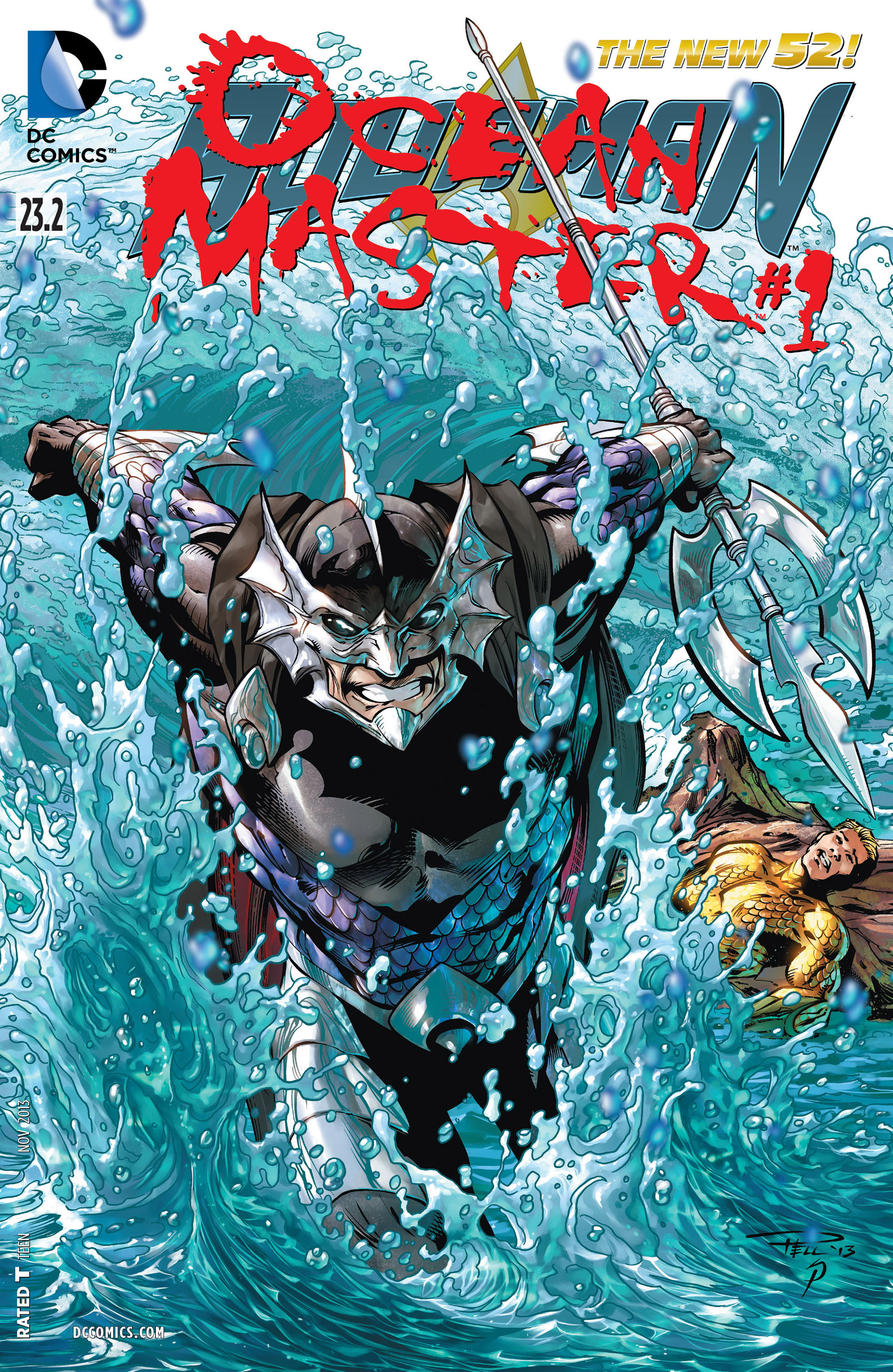 Aquaman Vol 7 23.2: Ocean Master