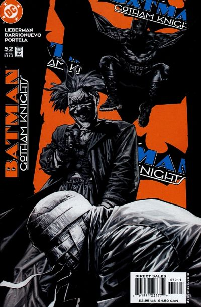 Batman: Gotham Knights Vol 1 52