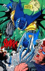 The New Brutal Batman