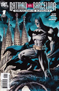 Batman in Barcelona - Dragon's Knight