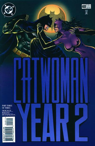 Catwoman Vol 2 40