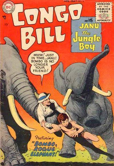 Congo Bill Vol 1 5