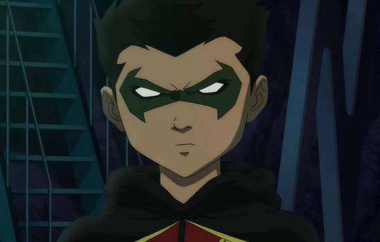 Damian Wayne (DC Animated Movie Universe)