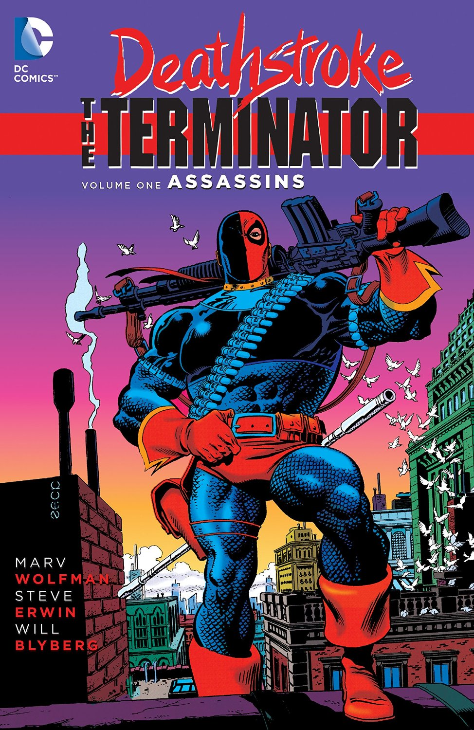Deathstroke the Terminator: Assassins (Collected)