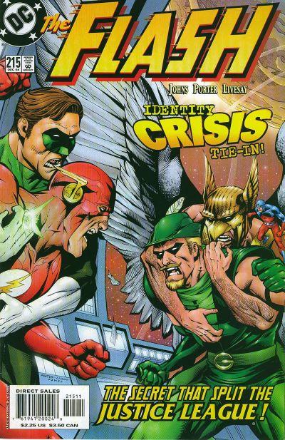 The Flash Vol 2 215
