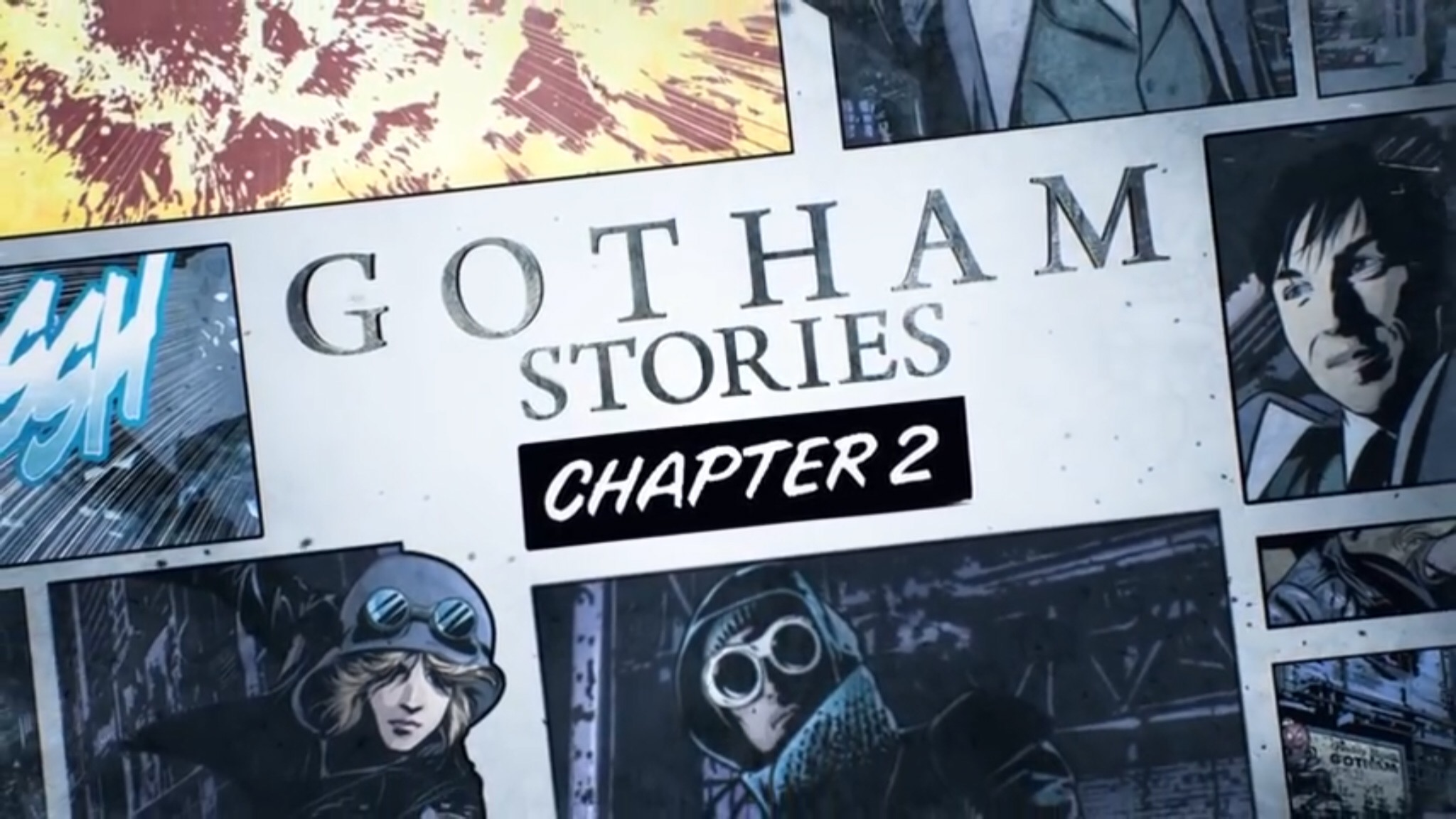 Gotham Stories (Webseries) Episode: Chapter 2