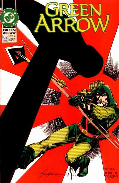 Green Arrow Vol 2 68