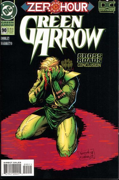 Green Arrow Vol 2 90
