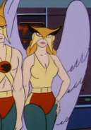 Hawkgirl Super Friends