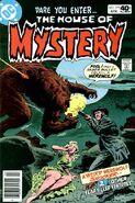 House of Mystery v.1 279