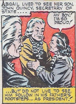 John Quincy Adams (Earth-Two)