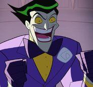 Joker justice league action