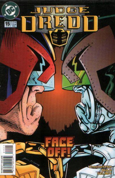 Judge Dredd Vol 1 15