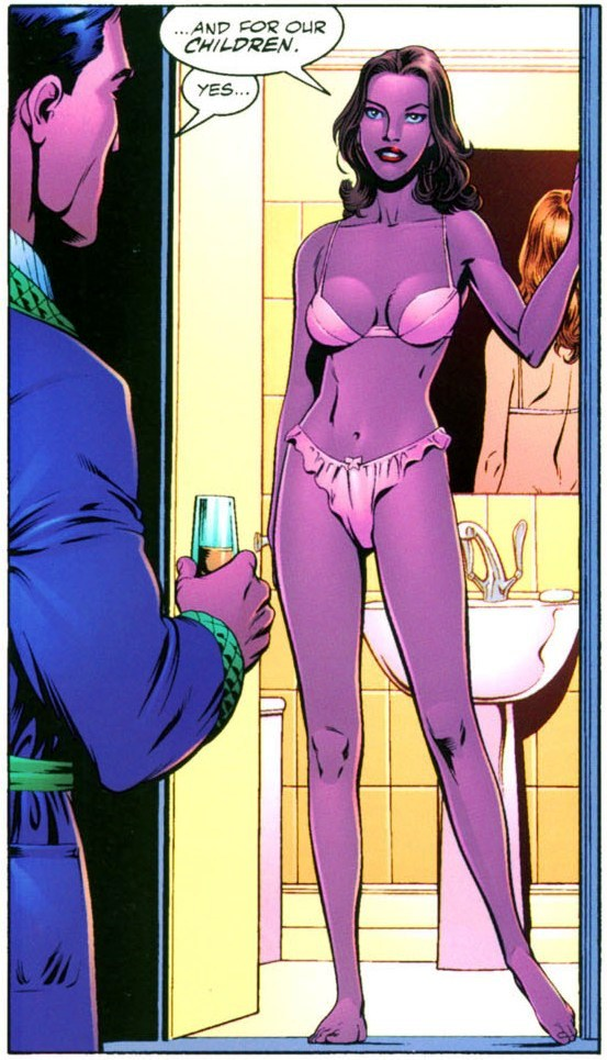 Julie Madison (Dark Knight Dynasty)