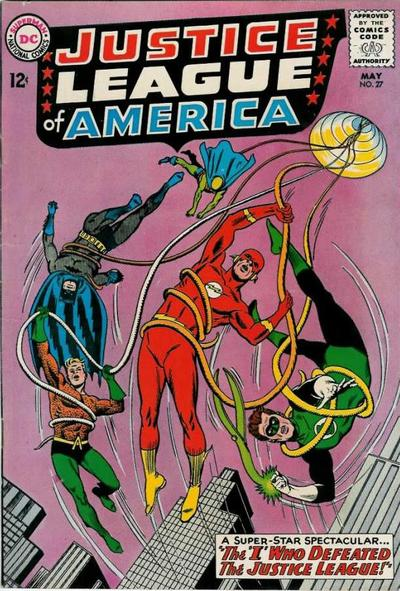 Justice League of America Vol 1 27