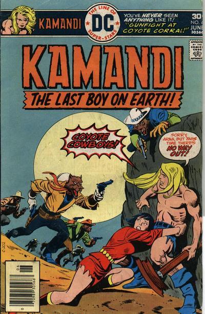 Kamandi Vol 1 42