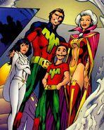 Legion of Super-Heroes Nail 001