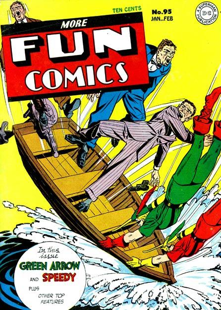 More Fun Comics Vol 1 95