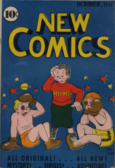 New Comics Vol 1 9