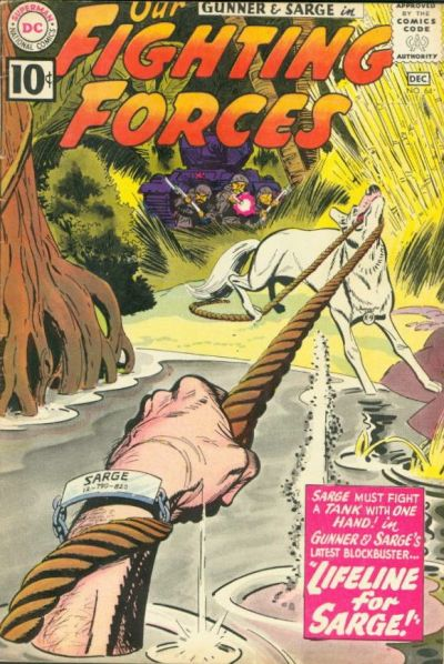 Our Fighting Forces Vol 1 64
