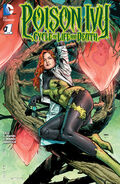 Poison Ivy Cycle of Life and Death Vol 1 1