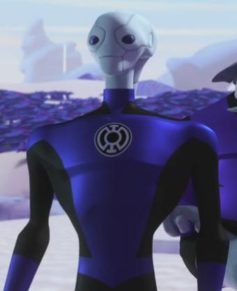Bro'Dee Walker (Green Lantern Animated Series)