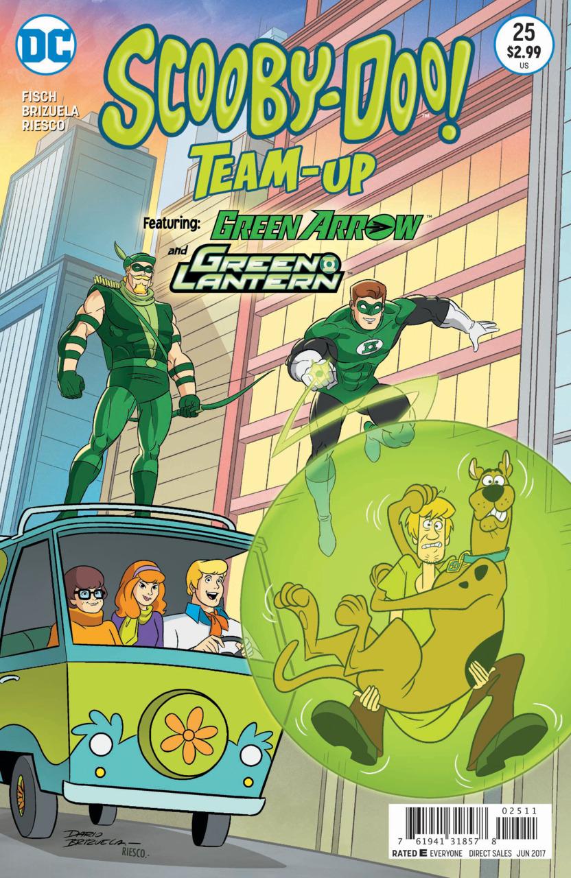 Scooby-Doo! Team-Up Vol 1 25