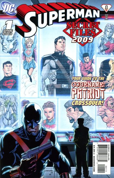 Superman: Secret Files 2009 Vol 1 1