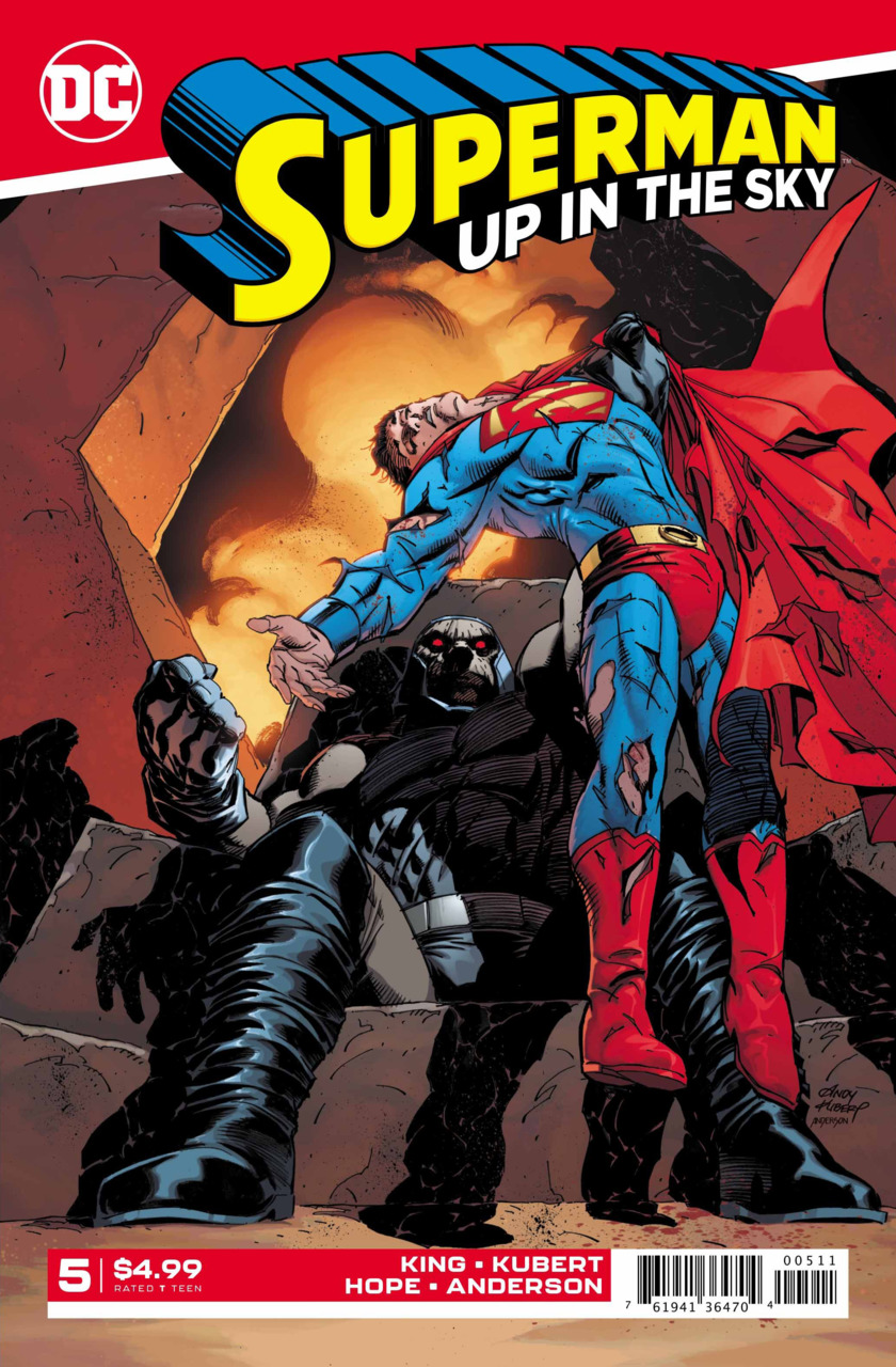 Superman: Up in the Sky Vol 1 5