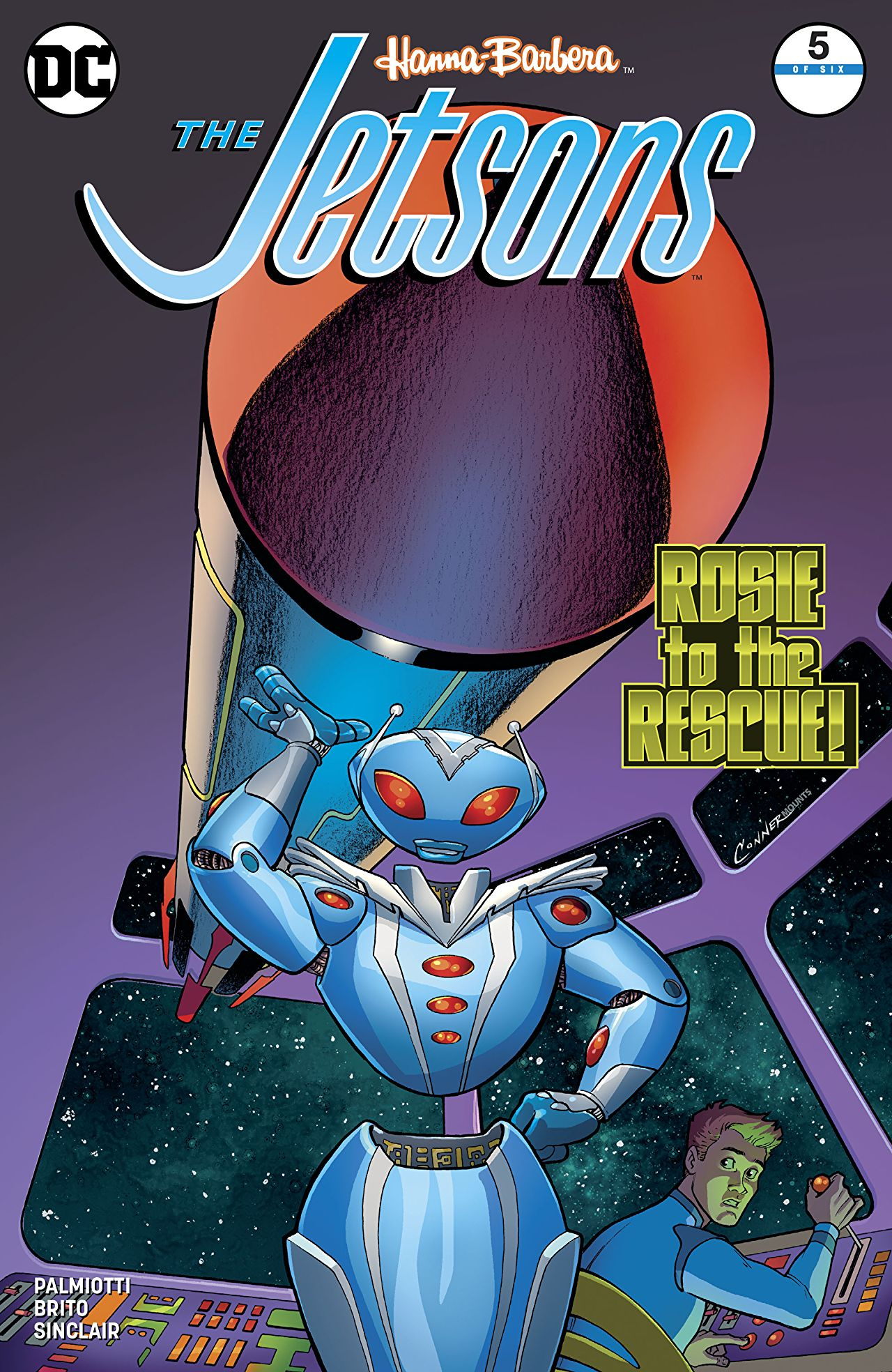 The Jetsons Vol 1 5