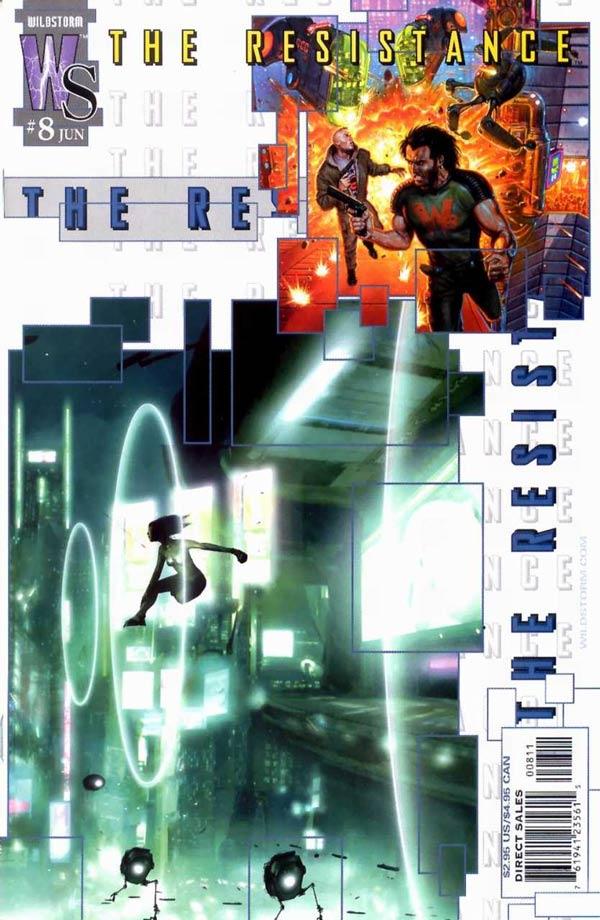 The Resistance Vol 1 8