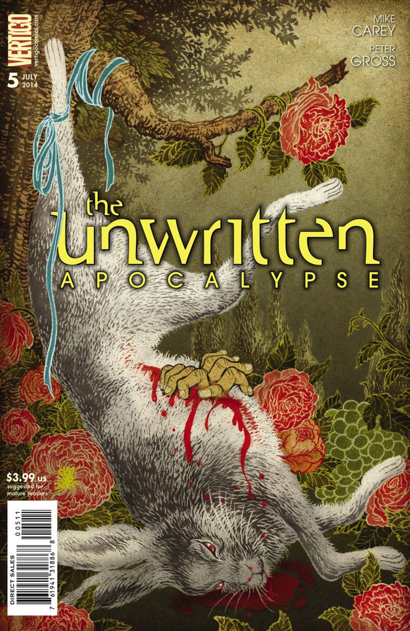 Unwritten: Apocalypse Vol 1 5
