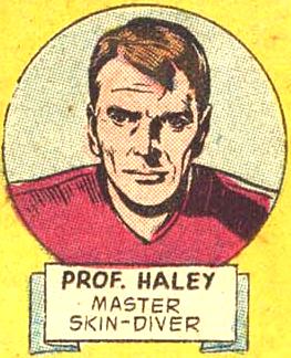 Walter Haley (New Earth)