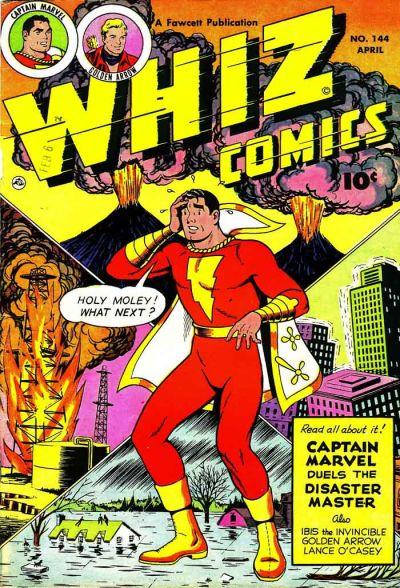 Whiz Comics Vol 1 144