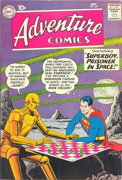 Adventure Comics Vol 1 276