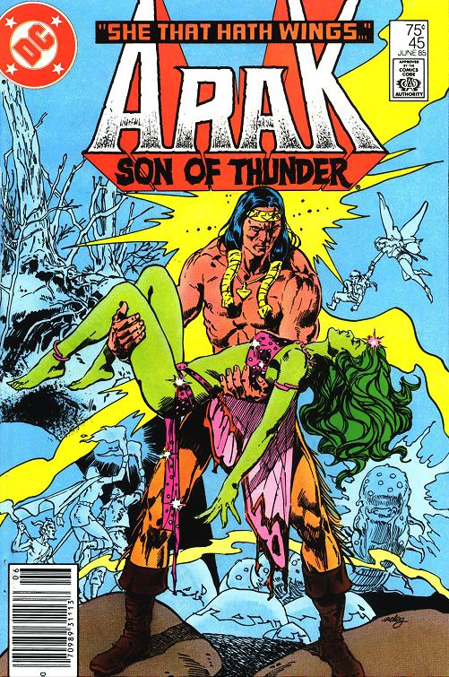 Arak: Son of Thunder Vol 1 45