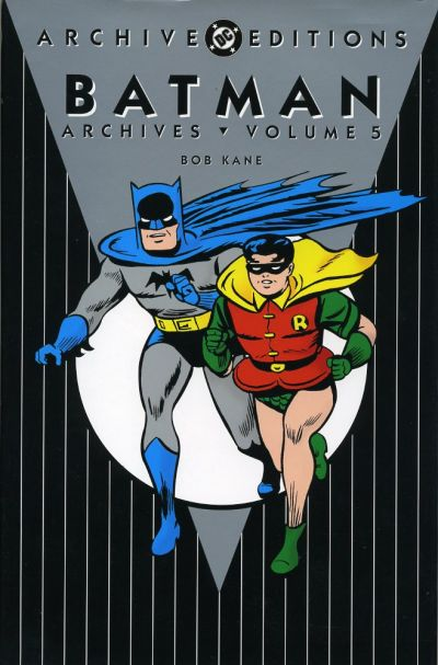 Batman Archives Vol 5 (Collected)