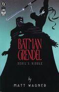Batman Grendel Devil's Riddle Vol 1 1