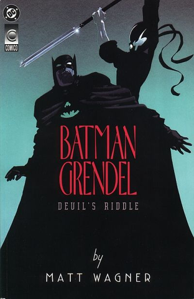 Batman/Grendel: Devil's Riddle Vol 1 1