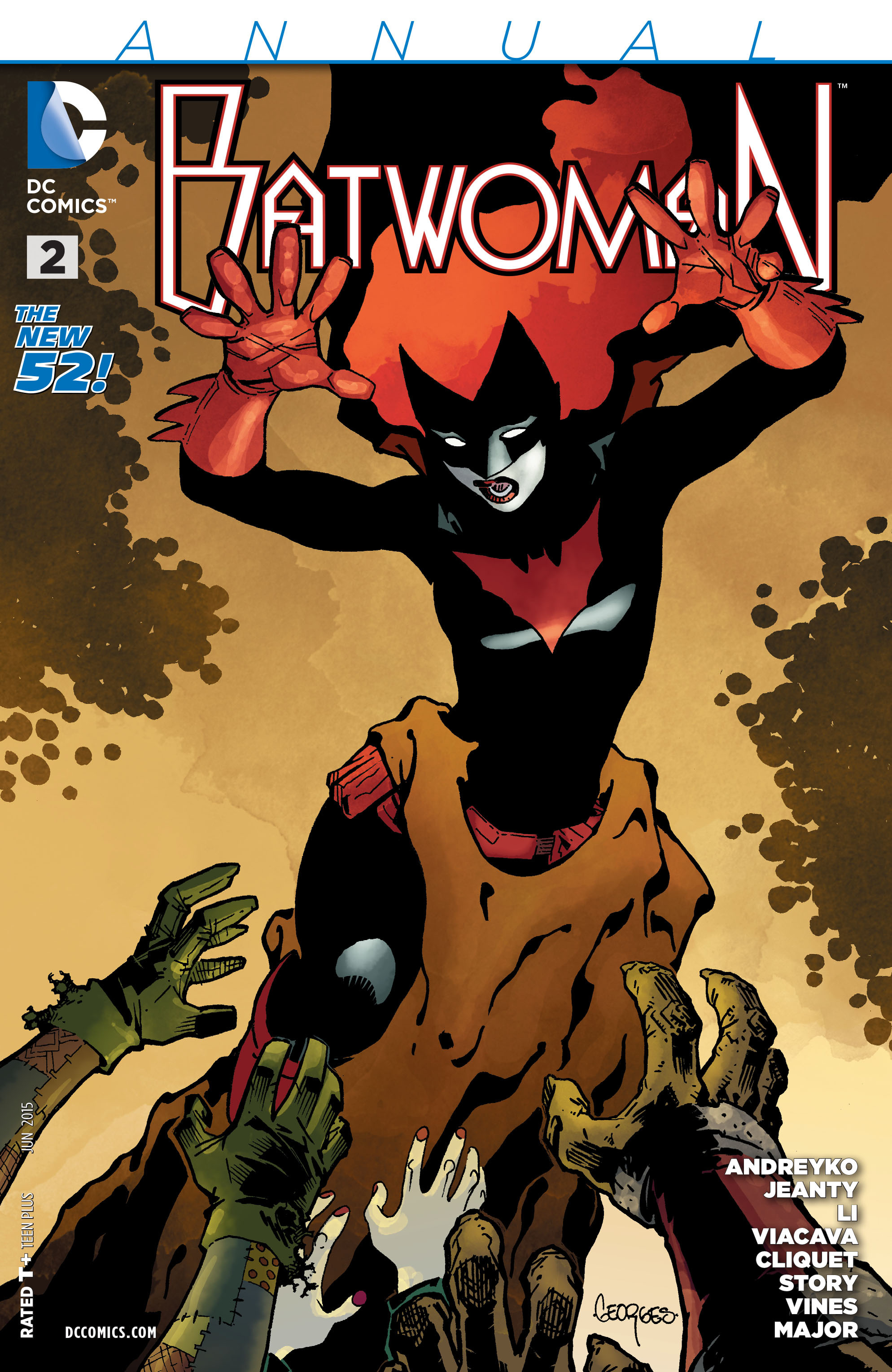 Batwoman Annual Vol 2 2