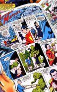 Captain Marvel Elseworld's Finest 001