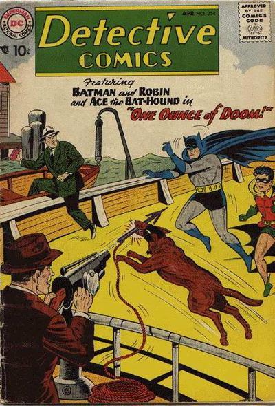 Detective Comics Vol 1 254
