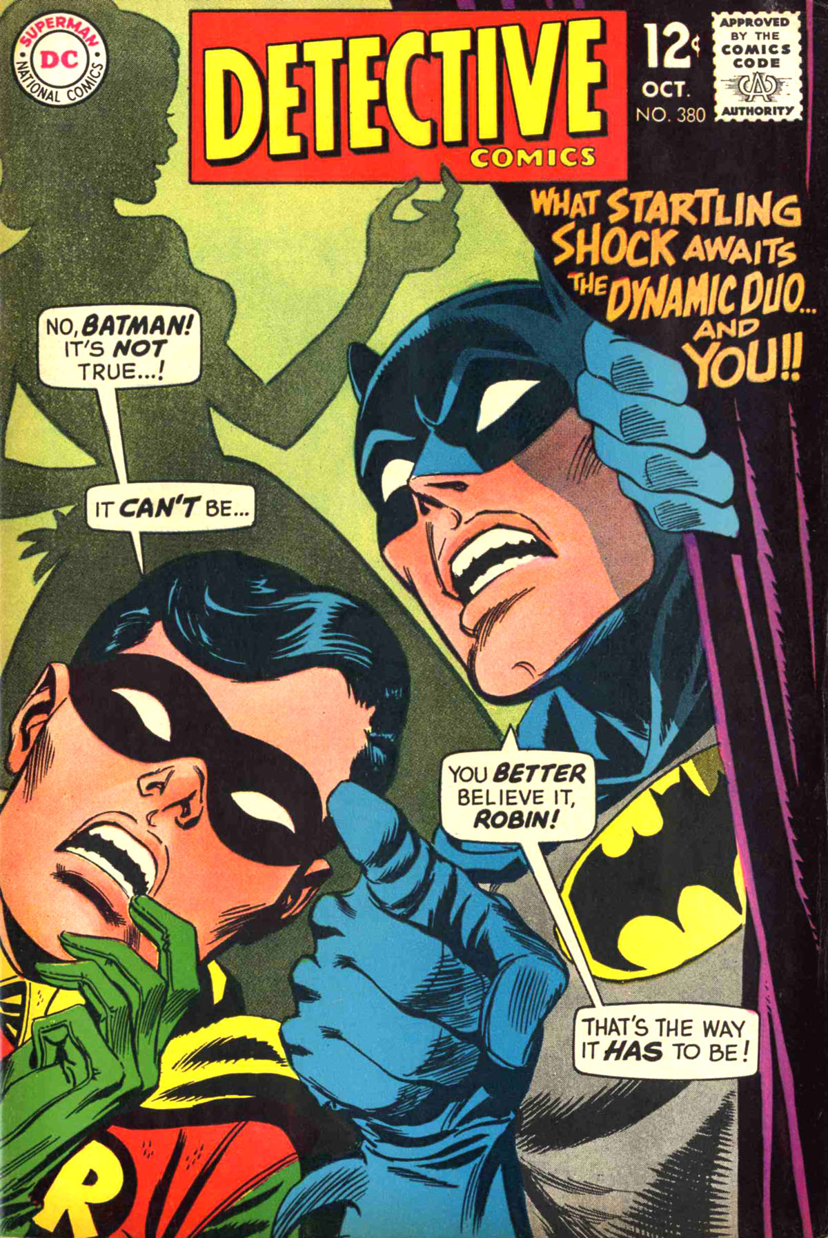 Detective Comics Vol 1 380