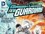 Green Lantern: New Guardians Vol 1 26